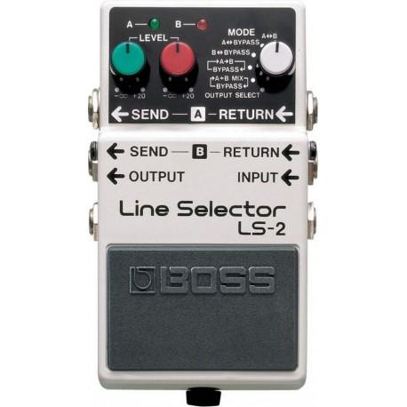 LS-2 Line Selector - AB Box