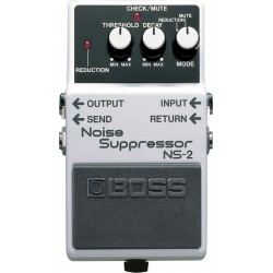 NS-2 Noise Suppressor - Noise Gate