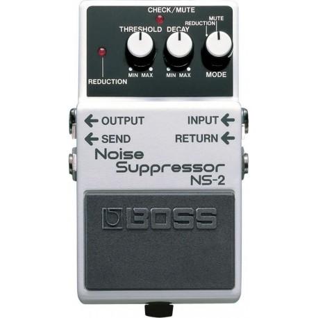 NS-2 Noise Suppressor - Noise Gate