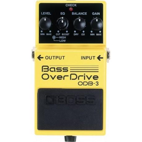 ODB-3 Bass OverDrive - Pédale Overdrive