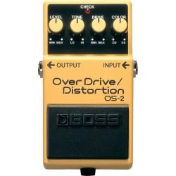 OS-2 OverDrive Distortion - Pédale de Distorsion