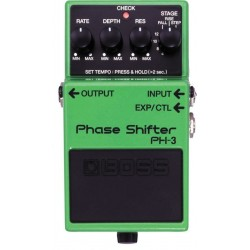 PH-3 Phase Shifter - Pédale Phaser Guitare