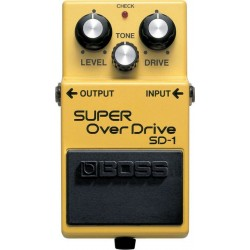 SD-1 Super OverDrive - Pédale Overdrive