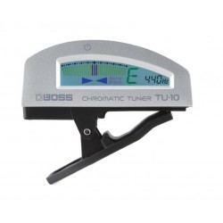 TU-10SV Clip On Chromatic Tuner - Accordeur Guitare