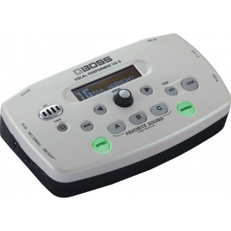 VE-5-WH - Vocal Performer - Effets Voix