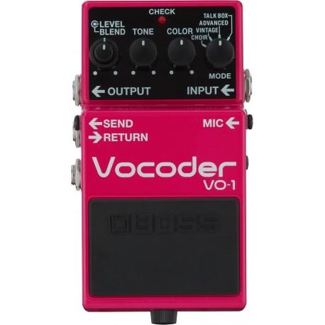 VO-1 Vocoder - Talk Box & Vocoder