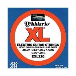 EXL-110 Jeu Nickel Regular
