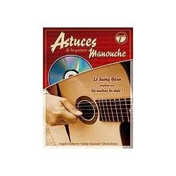 Astuces Guitare Manouche 1 + CD