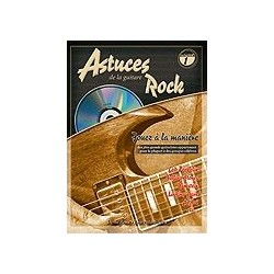 Astuces Guitare Rock + CD