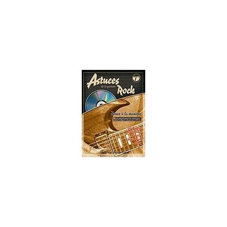 Astuces Guitare Rock + CD