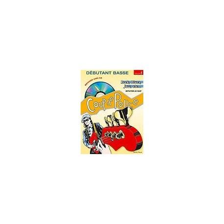Basse Débutant V.1 + CD