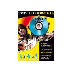 Ton Prof de Guitare Rock avec DVD