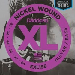 EXL-156 Jeu Nickel Regular