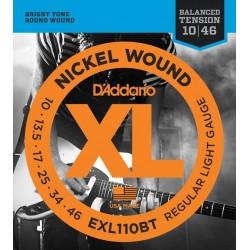 EXL-110 Jeu Nickel Regular Balanced Tension