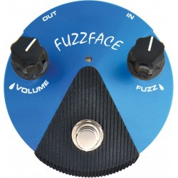 Hendrix Fuzz Face Mini FFM1 Silicon Blue