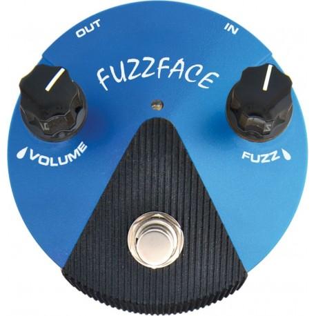Hendrix Fuzz Face Mini FFM1 Silicon Blue