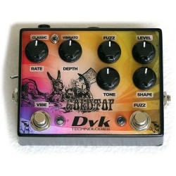 The GoldTop - Fuzz / Vibe