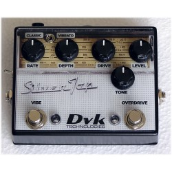 The SilverTop - Overdrive / Vibe