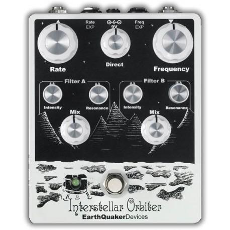 Interstellar Orbiter