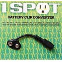CL-Bat Adapteur Plug Clipe Pile