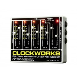 Clockworks Rhythm Generator/Synthesizer
