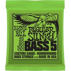 Jeu 5 Cordes Slinky Bass