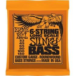 Jeu 6 Cordes Slinky Bass