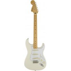 Jimi Hendrix Stratocaster MN Olympic White
