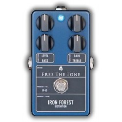 IF-1D Iron Forest