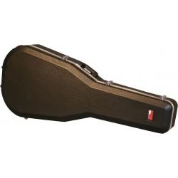 Etui ABS Deluxe pour Guitare Acoustique 12 Cordes