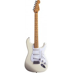 Jimmie Vaughan Tex-Mex Stratocaster Olympic White