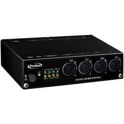 MIDI 4I4O USB 4In/4Out