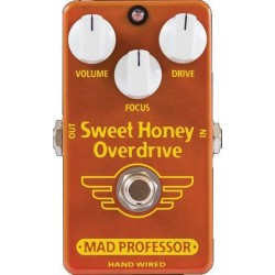 Sweet Honey Overdrive Hand Wired