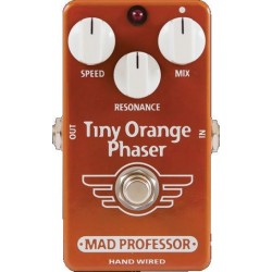 Tiny Orange Phaser Hand Wired