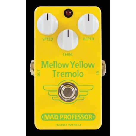Mellow Yellow Tremolo Hand Wired