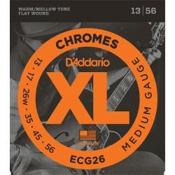 ECG-26 Jeu Chrome 13/56