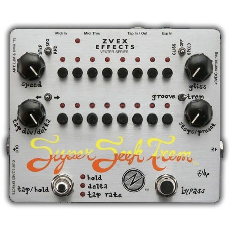 Super Seek Trem Vexter