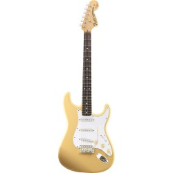 Yngwie Malmsteen Stratocaster Vintage White