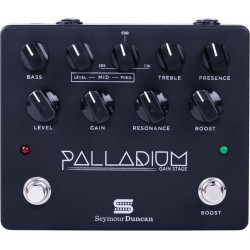 Palladium Gain Stage noir
