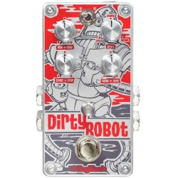 Dirty Robot Stereo Mini Synth Pedal
