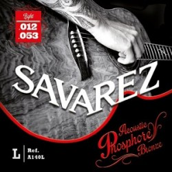 Savarez Acoustic Phosphore Bronze 12-53
