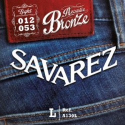 Savarez Acoustic Bronze 12-53