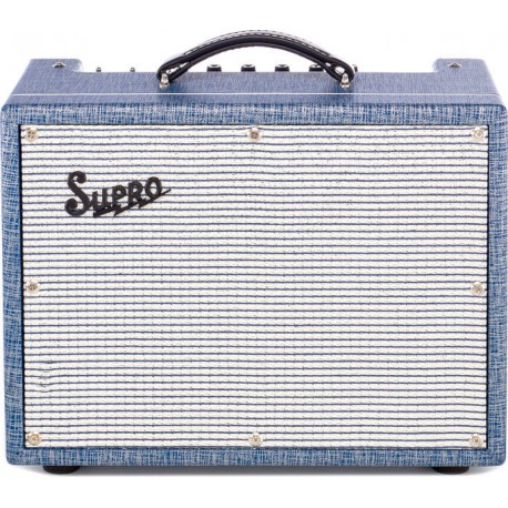 1622RT SUPRO TREM-VERB 1 X 10 TUBE AMPLIFIER W/REVERB & TREMOLO - 220V