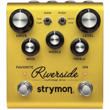 Strymon Riverside Multi-Stage Drive