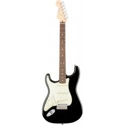 American Pro Stratocaster Gaucher RW Black