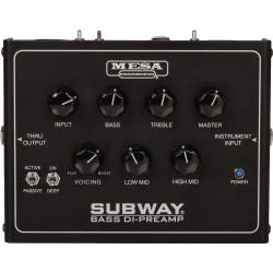Subway Bass DI-Preamp