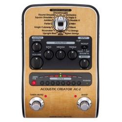 Zoom AC-2 Acoustic Creator