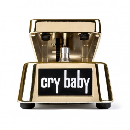 Dunlop Cry Baby Wah Gold 50Th Anniversary