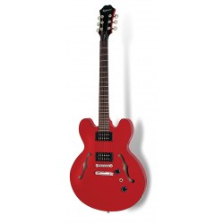 EPIPHONE Limited Dot Studio Cherry Chrome Hardware