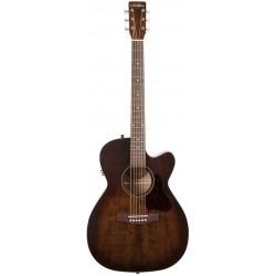 Art & Lutherie Guitare Electro Acoustique Legacy Bourbon Burst CW QIT
